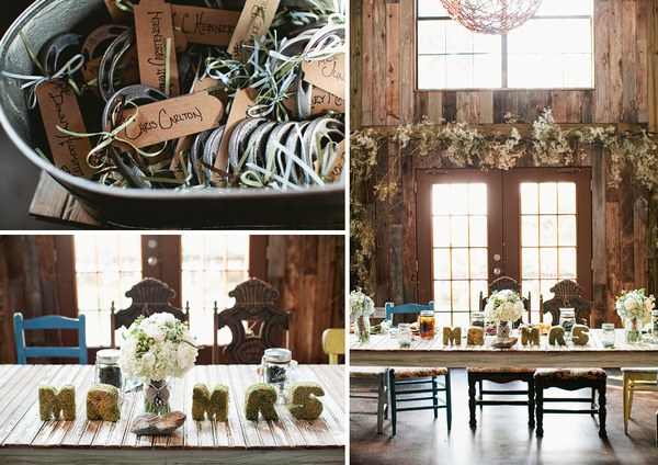 vista west ranch wedding venue decor