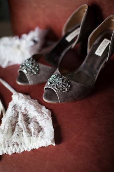 grey suede wedding shoes