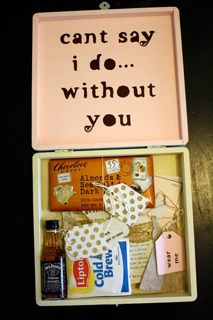 Will You Be My Bridesmaid How To Pop The Question