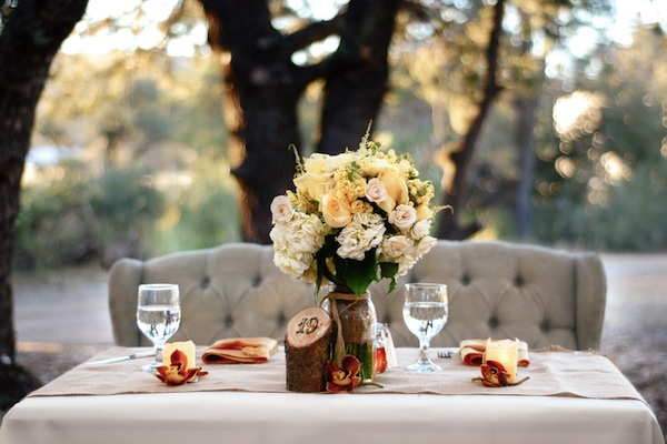 sweetheart table ideas