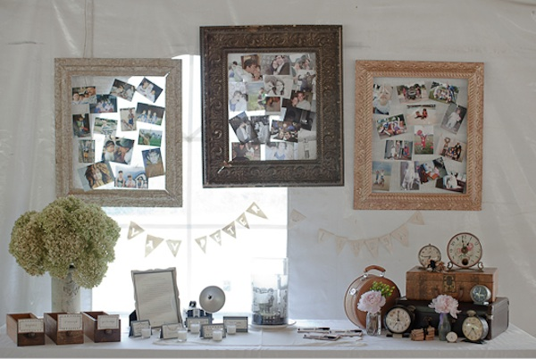 Yard Sale Finds For Weddings