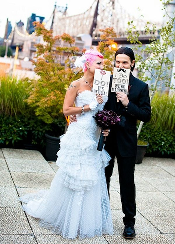 Victorian Steampunk Weddings