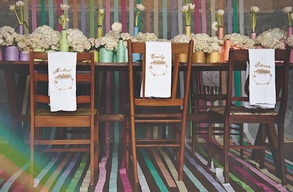 Watercolour Wedding Ideas