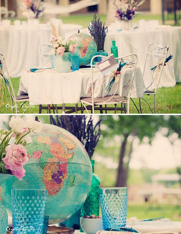 globe-wedding