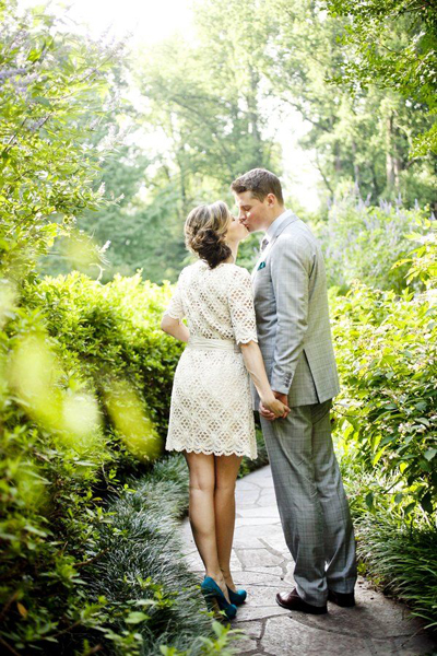 Georgia Courthouse elopement