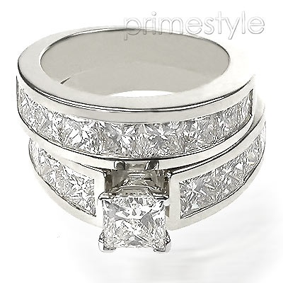 Princess cut from PrimeStyle