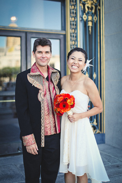 San Francisco Courthouse Elopement