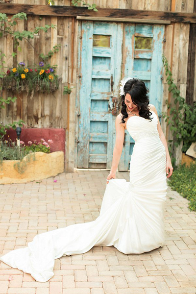 Stunning Arizona Elopement for $3500
