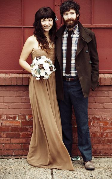intimate louisville wedding