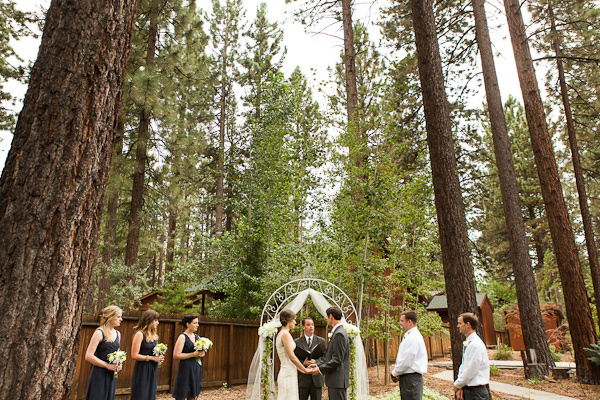 Lake Tahoe Restaurant Wedding