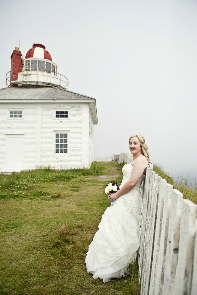 Newfoundland Elopement for $4300