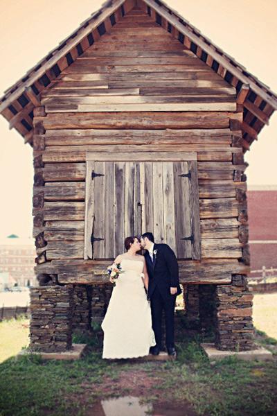 small wedding vintage