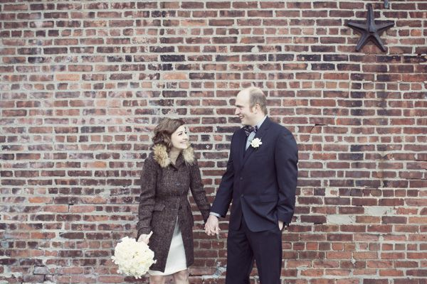 Red Hook / Tribeca New York Intimate Wedding