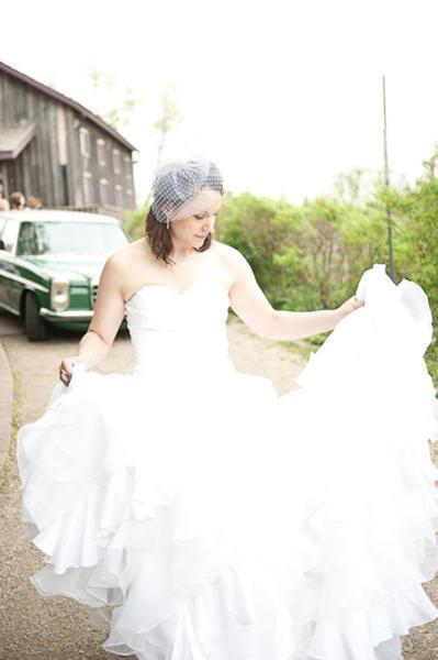 mill wedding