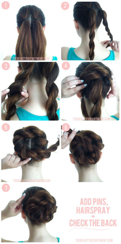 Double Rope Braid Tutorial