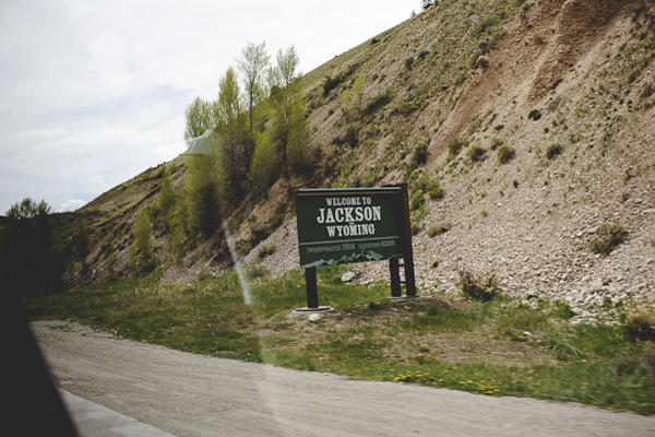 Jackson Wyoming elopement