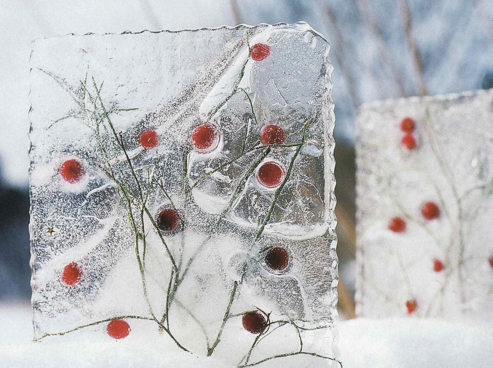 ice decor