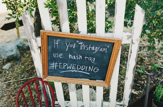 instagram wedding