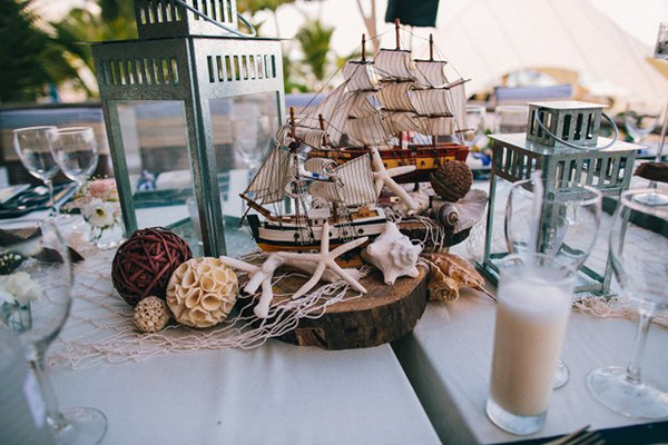 nautical centerpieces