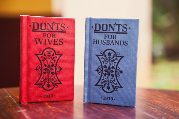 marriage advice books