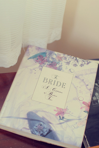The bride book