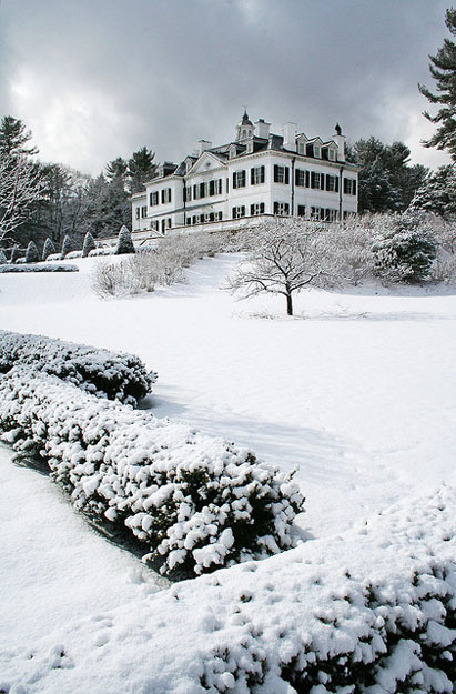 the mount winter