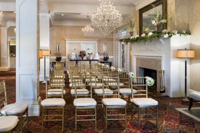Intimate Weddings at Paramour at the Wayne Hotel