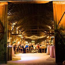 Barn Weddings in Santa Margarita CA - Santa Margarita Ranch