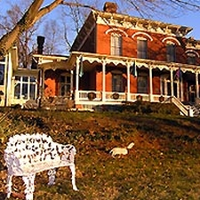 Belle Grae Inn Staunton Virginia