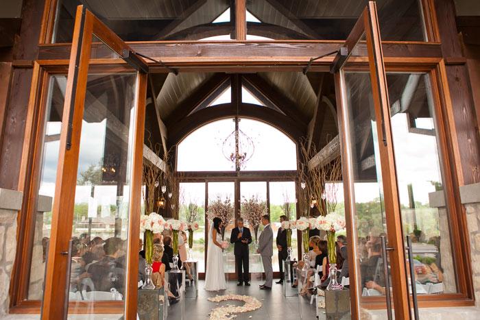 Cambridge Mill Intimate Weddings Ceremony