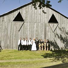 Barn Wedding Venue in Denfield Ontario - Century Wedding Barn