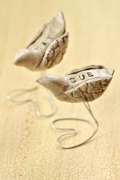 clay birds