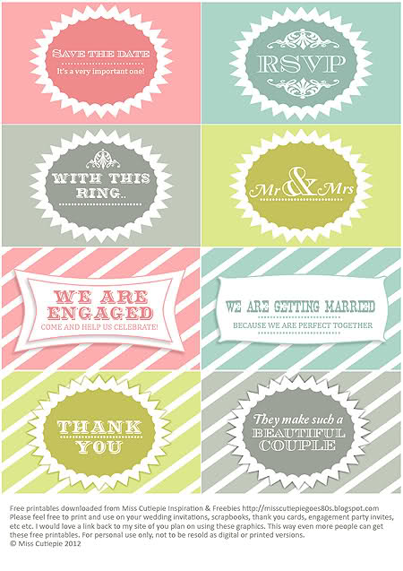 free-wedding-printables