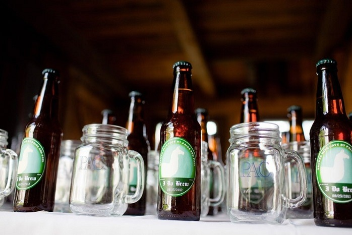 homemade-craft-beer-for-wedding