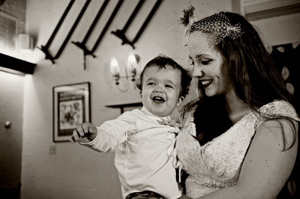 intimate-wedding-bride-with-baby
