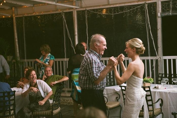intimate-wedding-reception-bride-guests-sarah-steven