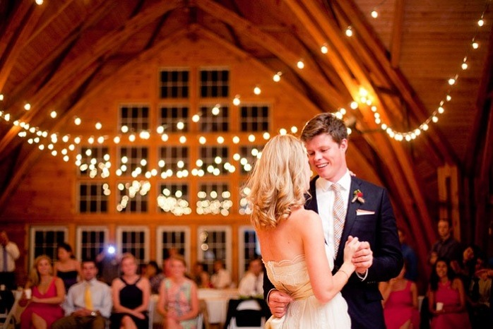 real-intimate-wedding-barn-wedding-first-dance-paige-paul