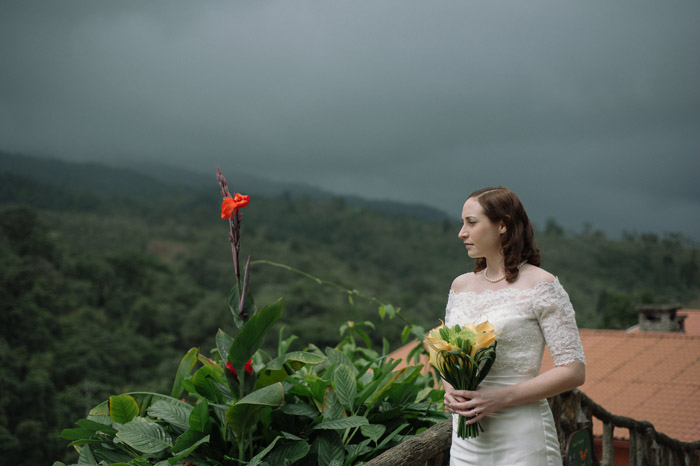 Costa Rica jungle elopement