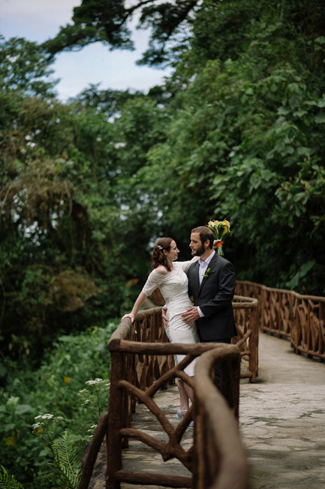 Destination elopement at costa rica wildlife refuge for Best destinations to elope