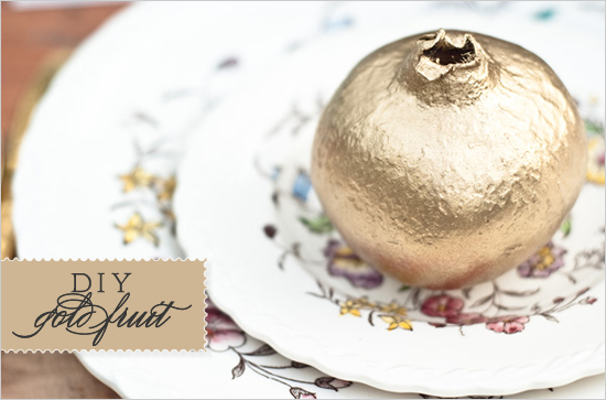 diy-gold-fruit-weddings