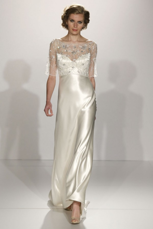 Great Gatsby Wedding Gown Maggie Sottero