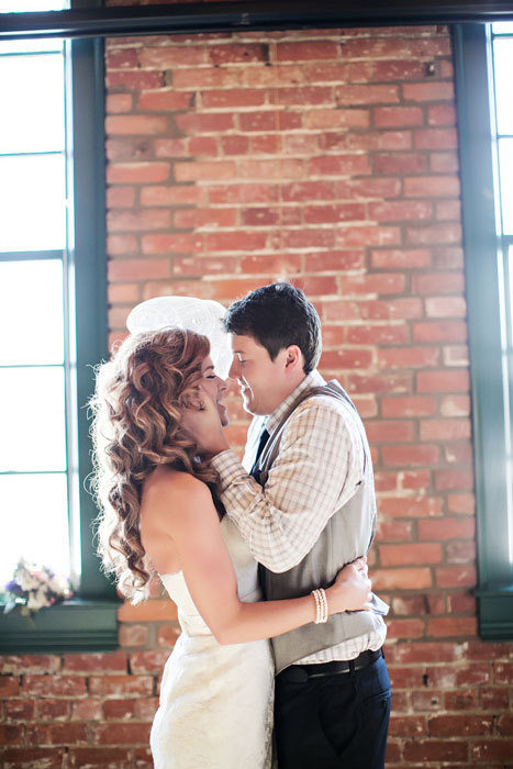 Small Wedding Venues In Michigan | Michigan Brewery Wedding Erica And Derrick