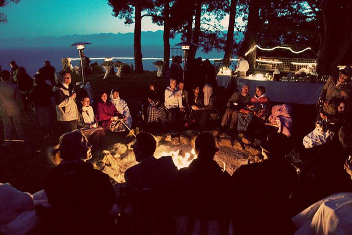 Wedding Bonfire Ideas
