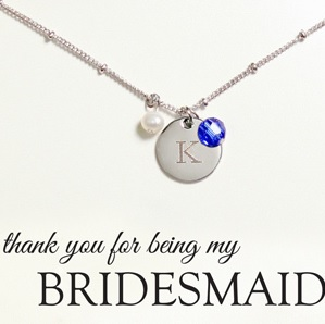 for beach bridesmaid idea your gift necklace wedding thoughtful girls gifts cute