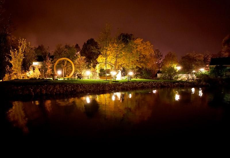 night-garden-nottawasaga