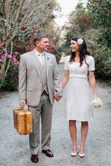 South Carolina Garden Elopement Kim And Jimmy KJ209