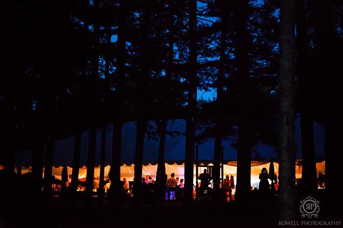 The-tent-at-Sherwood-Inn-Muskoka-at-night-good