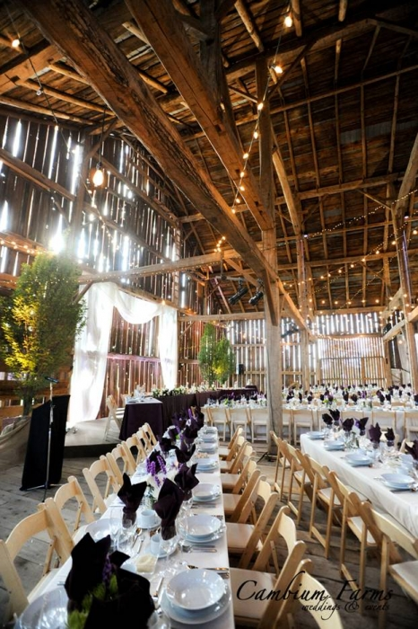 Barn Wedding Venues In Ontario Cambium Farms