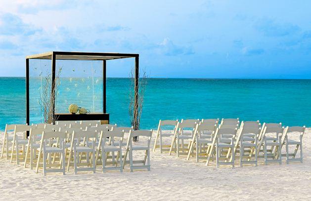 Destination Wedding Mexico Beach