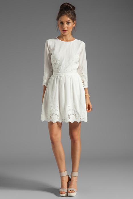10 Great Elopement Dresses   Dolce Vita Dress